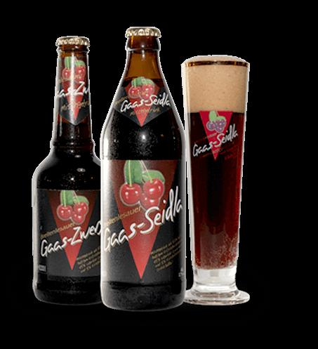Krug-Braeu Lager Gaas 0,5l + Glas
