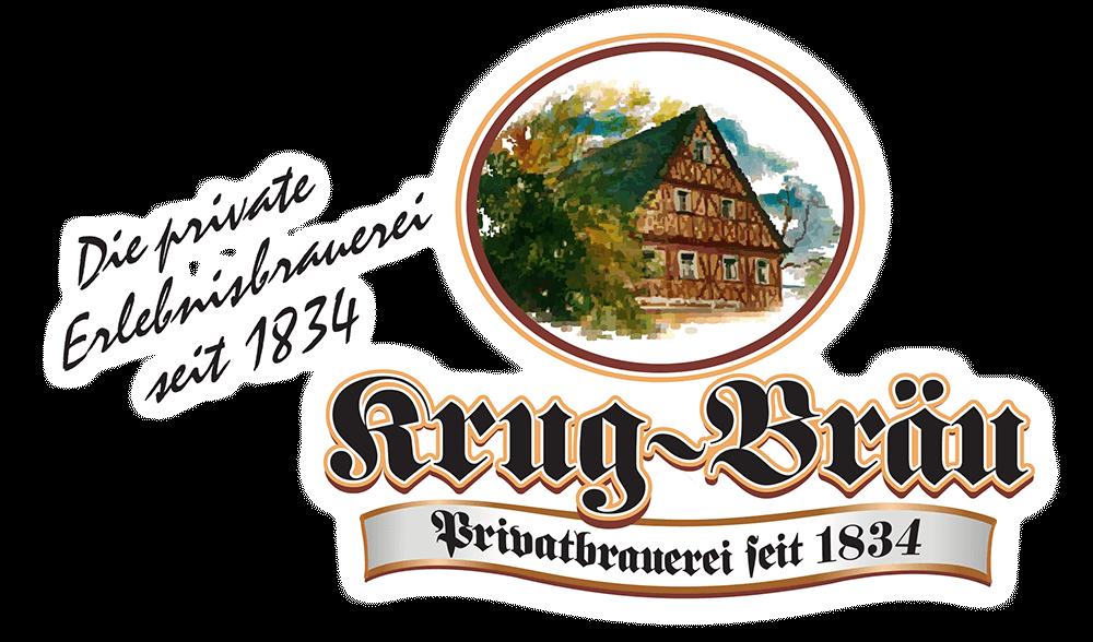 Logo von Krug Bräu aus Breitenlesau