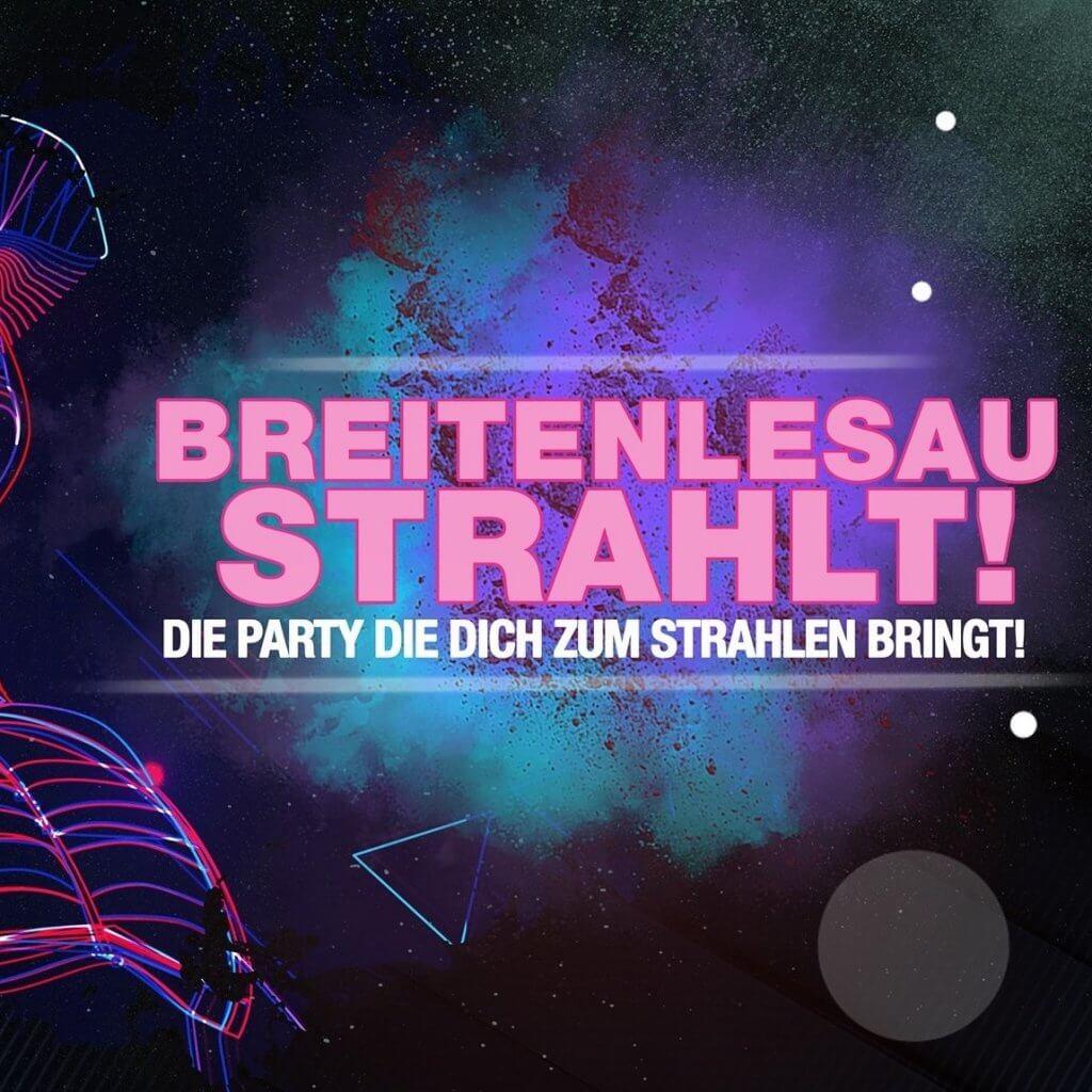 Breitenlesau strahlt! Party Tanzcenter Krug Breitenlesau Instagram
