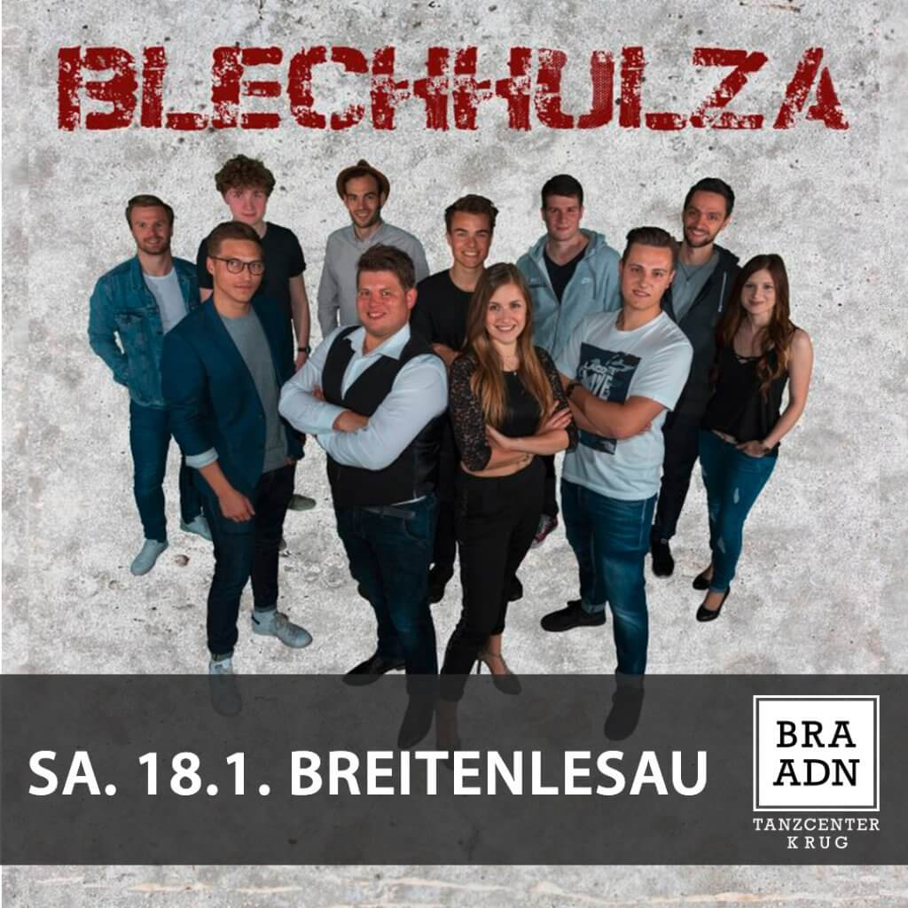 BLECHHULZA Tanzcenter Krug Breitenlesau Instagram