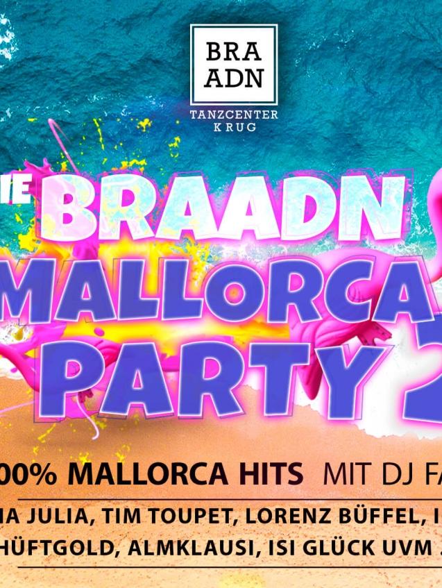Mallorca Party 2 Tanzcenter Krug Breitenlesau Instagram